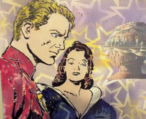 Detail Image for art Save the Earth Flash Gordon