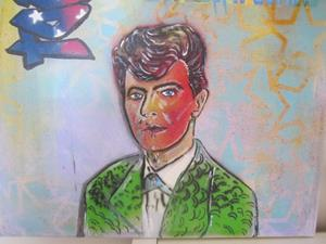 Detail Image for art David Bowie