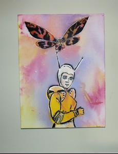 Detail Image for art Calling Mothra