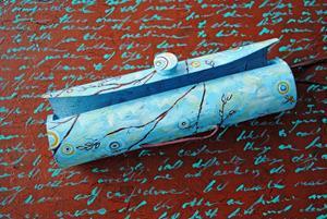 Detail Image for art Celebrating Life ~ Sold