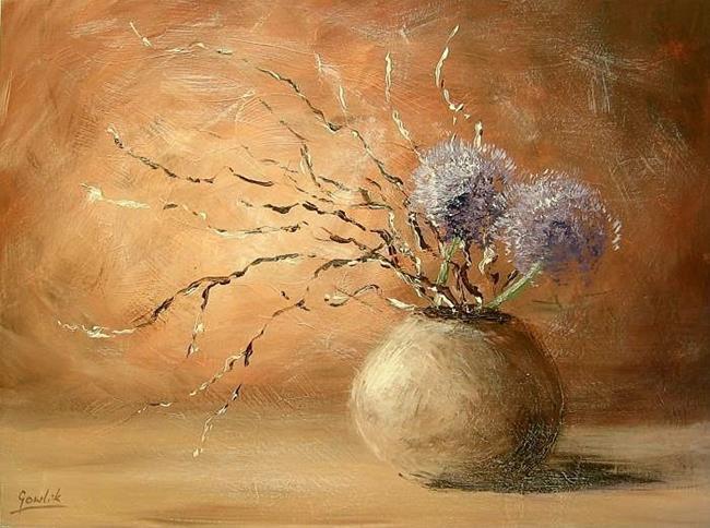 Art: Kompozycja by Artist Ewa Kienko Gawlik