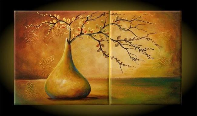 Art: The Twig by Artist Ewa Kienko Gawlik