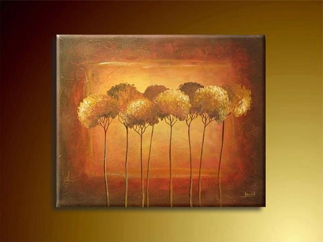 Art: The Grove by Artist Ewa Kienko Gawlik
