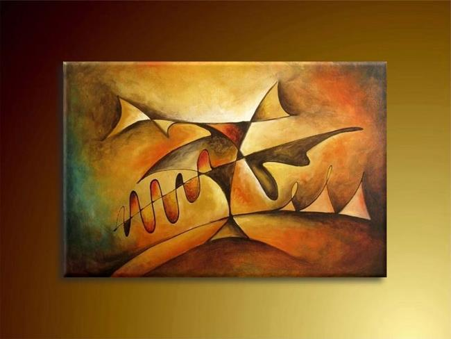 Art: The Windmill by Artist Ewa Kienko Gawlik