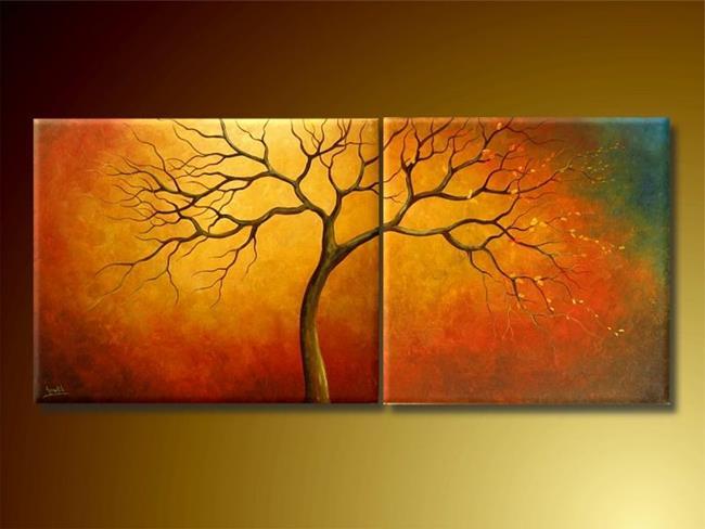 Art: In Autumn by Artist Ewa Kienko Gawlik
