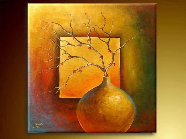 Art: Dry Branch by Artist Ewa Kienko Gawlik