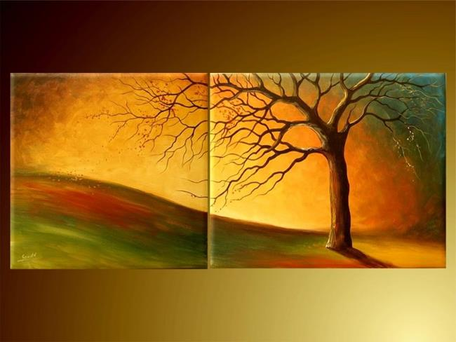 Art: The Tree by Artist Ewa Kienko Gawlik