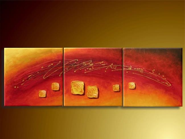 Art: Abstraction by Artist Ewa Kienko Gawlik