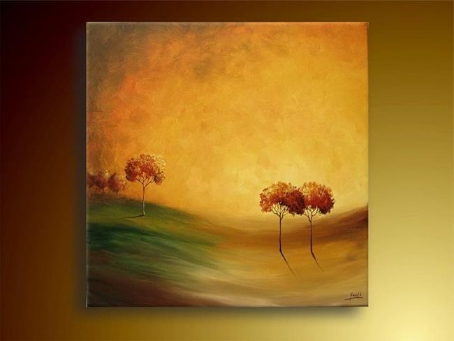 Art: The Landscape by Artist Ewa Kienko Gawlik