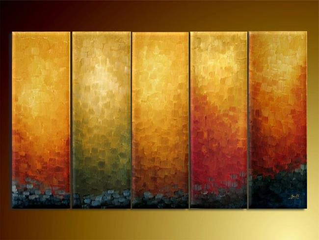 Art: The Horizon by Artist Ewa Kienko Gawlik