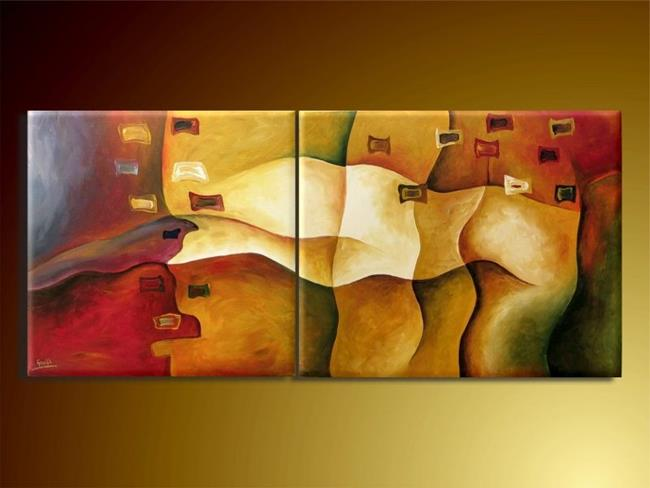 Art: The Passion by Artist Ewa Kienko Gawlik