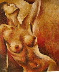 Art: The Memory by Artist Ewa Kienko Gawlik