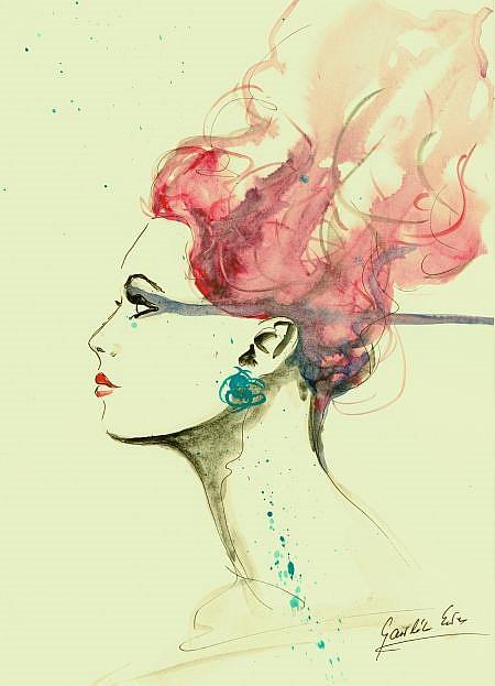 Art: HELENE by Artist Ewa Kienko Gawlik