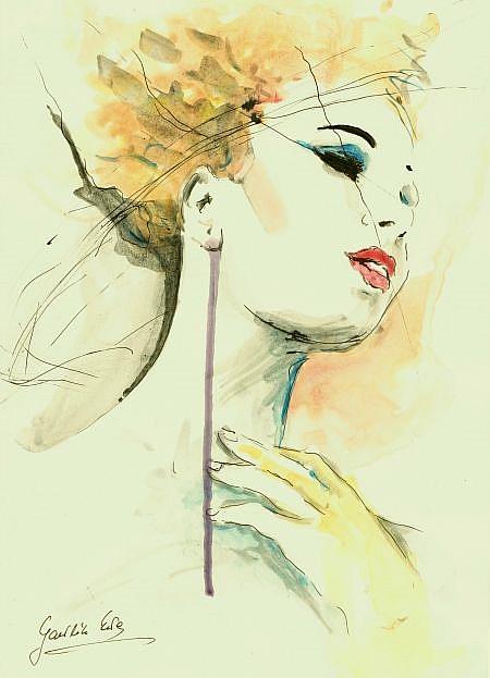 Art: Eve by Artist Ewa Kienko Gawlik