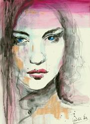 Art: Eleonore by Artist Ewa Kienko Gawlik