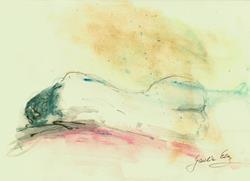 Art: Dream by Artist Ewa Kienko Gawlik
