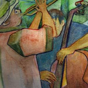 Detail Image for art Theatre/Two Man Band