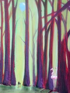 Detail Image for art SOLD - At the End of the Journey