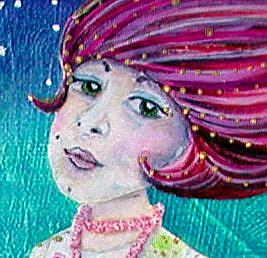 Detail Image for art Tallulah's Pilgramage to Sno-Cap Mountain