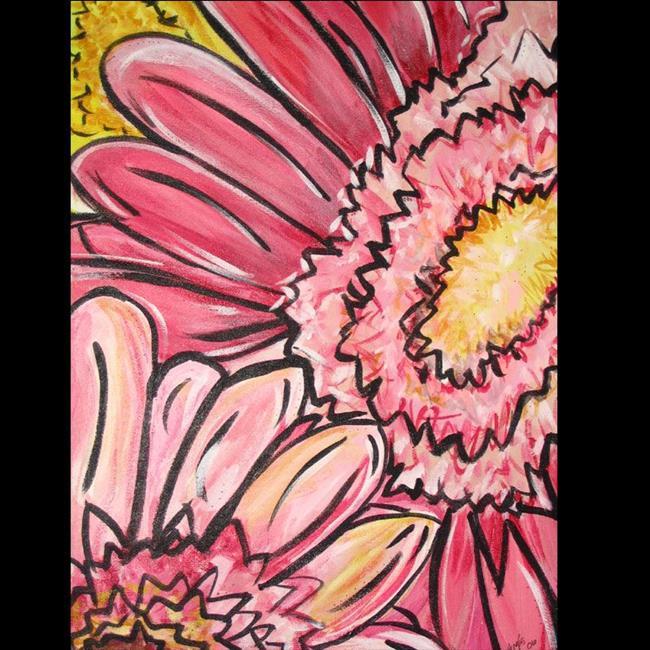 Art: Oh Daisy! by Artist Aimee Marie Wheaton