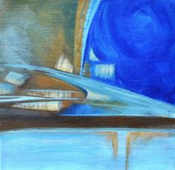 Art: By the Bay ~ Sold by Artist Dana Marie