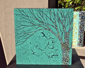 Detail Image for art Philosophy Tree - Sold