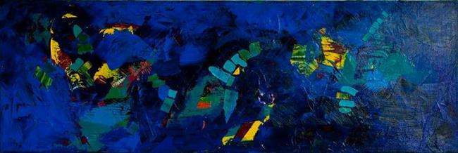 Art: Constellation by Artist Gabriele M.