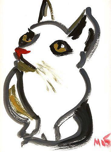 Art: Oliver by Artist Gabriele Maurus