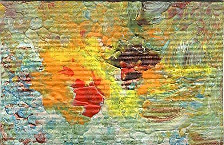 Art: SOMMERFRISCHE by Artist Gabriele Maurus