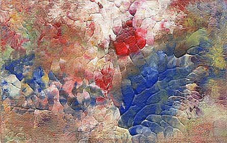 Art: MINDEROFFINGER BAUERNGARTEN by Artist Gabriele Maurus