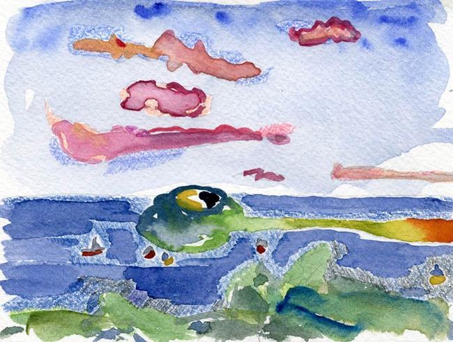 Art: Anias Sydney 9 by Artist Gabriele Maurus