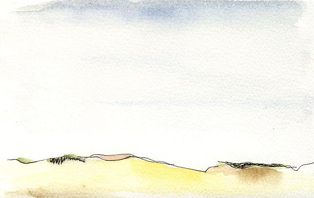 Art: Landscape 112 by Artist Gabriele Maurus