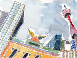 Art: Anias Sydney 2 by Artist Gabriele M.