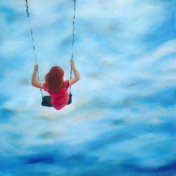 Art: Flight by Artist Aylan N. Couchie