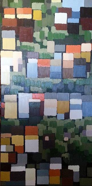 Art: The Slopes by Artist Richard R. Snyder