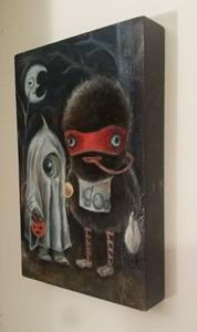 Detail Image for art Happy Wibbleween