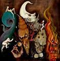 Art: Deadly Sins by Artist Valerie Meijer