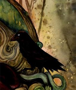 Detail Image for art Morrigan
