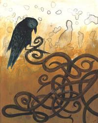 Art: Raven 12 by Emily J White