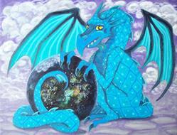 Art: Dragon Dreams by Emily J White