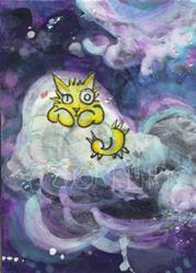 Art: Star Kitty by Artist Emily J White