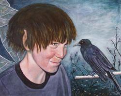 Art: The Power Struggle by Artist Kathy Hatt