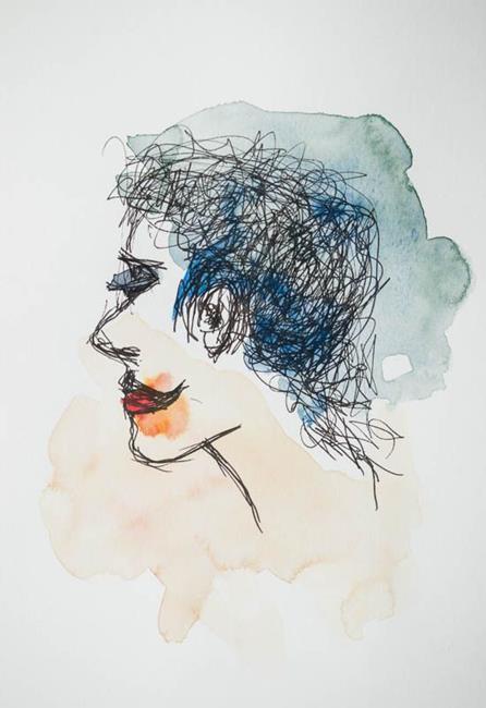 Art: Female 6 by Artist Gabriele M.