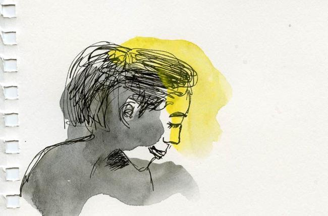 Art: Female 09 by Artist Gabriele Maurus