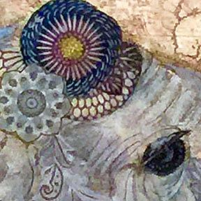 Detail Image for art Painted Elephant