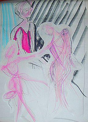 Art: Imagining the Dance by Artist Kathabela Wilson
