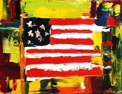 Art:  A Nation of Color by Artist Laurie Justus Pace