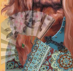 Detail Image for art Peace, Love, Jade