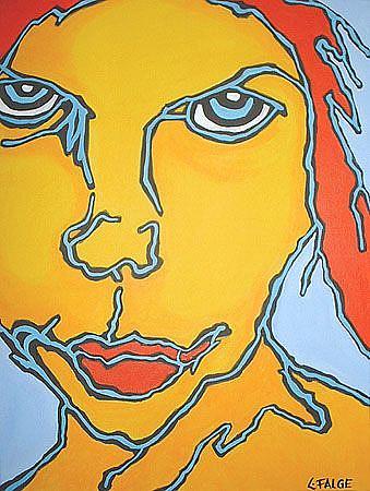 Art: 1982 Too by Artist Lindi Levison