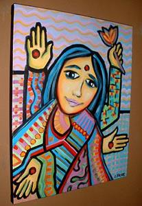 Detail Image for art Mother-Goddess